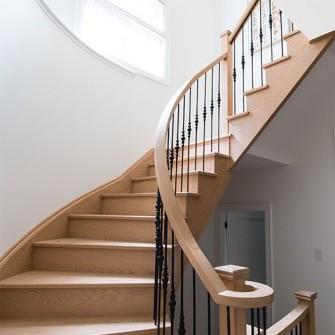 Aurora New Homes - Staircase