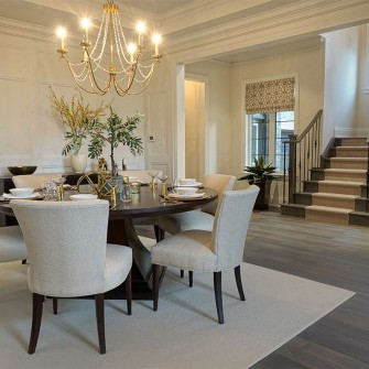Luxury Homes Dinning Room