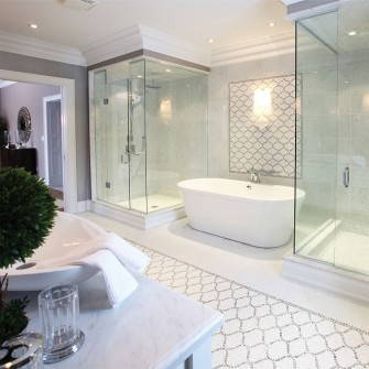 Luxury New Bathroom
