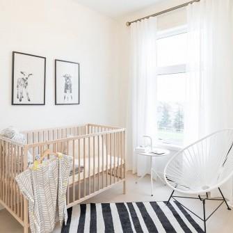 Trendi Townhomes Markham - Baby Room