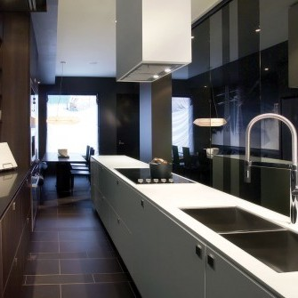 Ultra Modern Kitchen Oakville