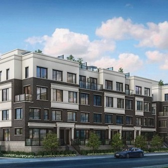 Urban Townhomes in Pickering for Sale