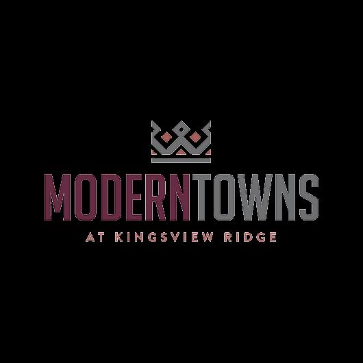 Modern Towns at Kingsview Ridge Logo