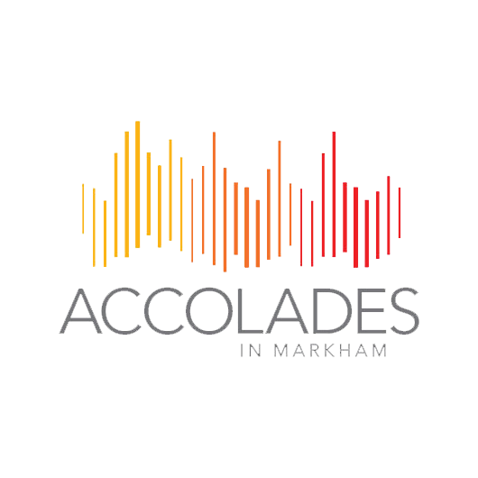 The Accolades in Markham Logo