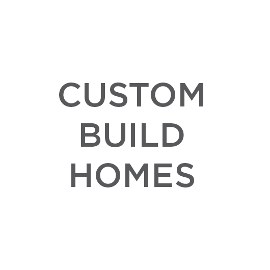 Custom Build Homes Logo
