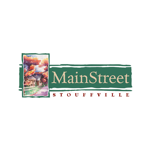 Mainstreet in Stouffville Logo