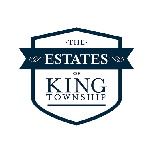 The Estates of King Township Logo