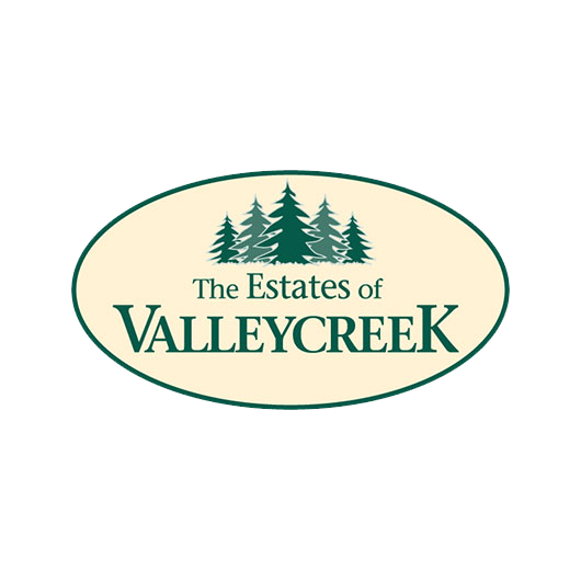 The Estates of Valley Creek Logo