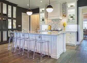 Luxury New Homes Kitchen