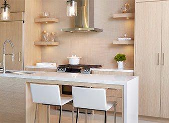 Modern Kitchen in New Home