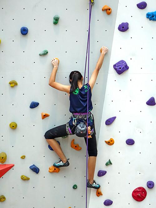 Brampton Rock Climb