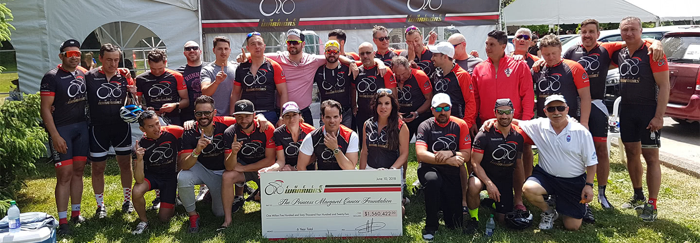 Cycle Warriors surpasses $1.5 million raised