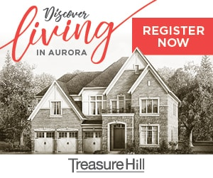 Register Now for Aurora New Homes