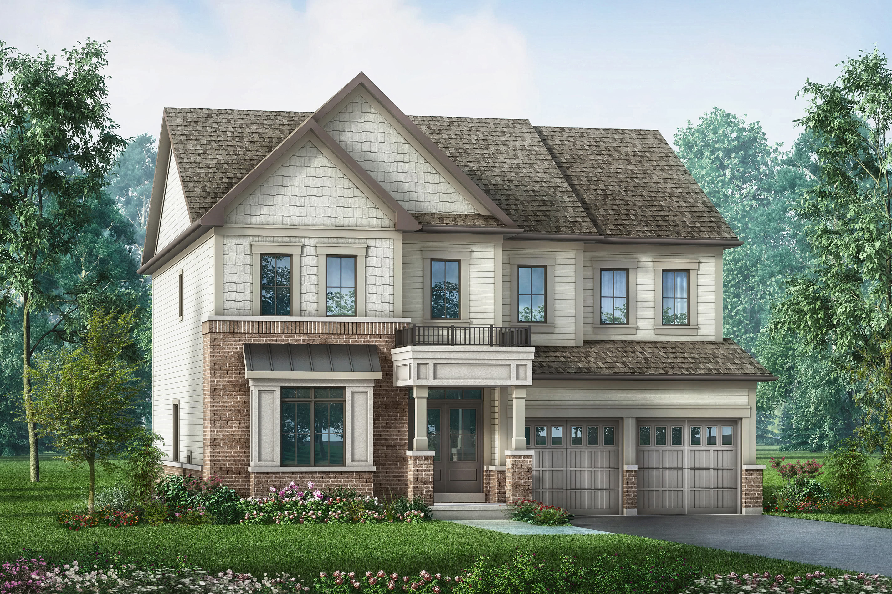 Glenview 3 Elevation A