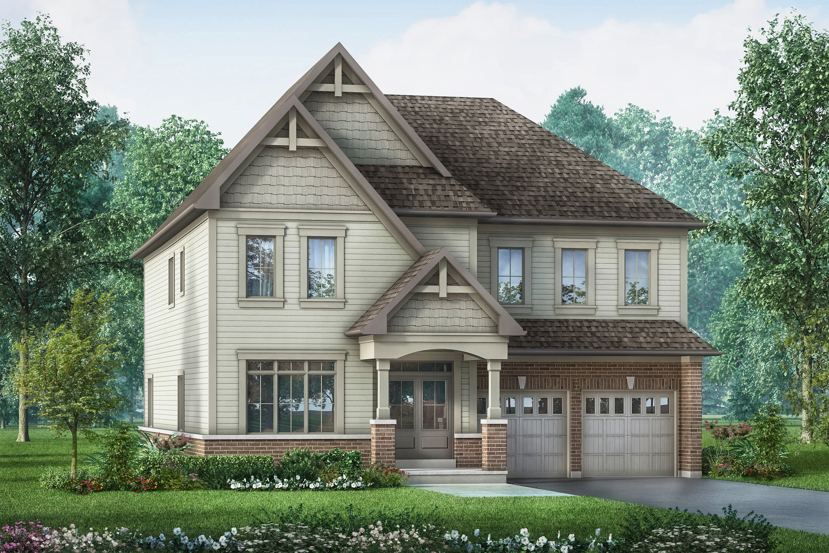Glenview 5 Elevation A