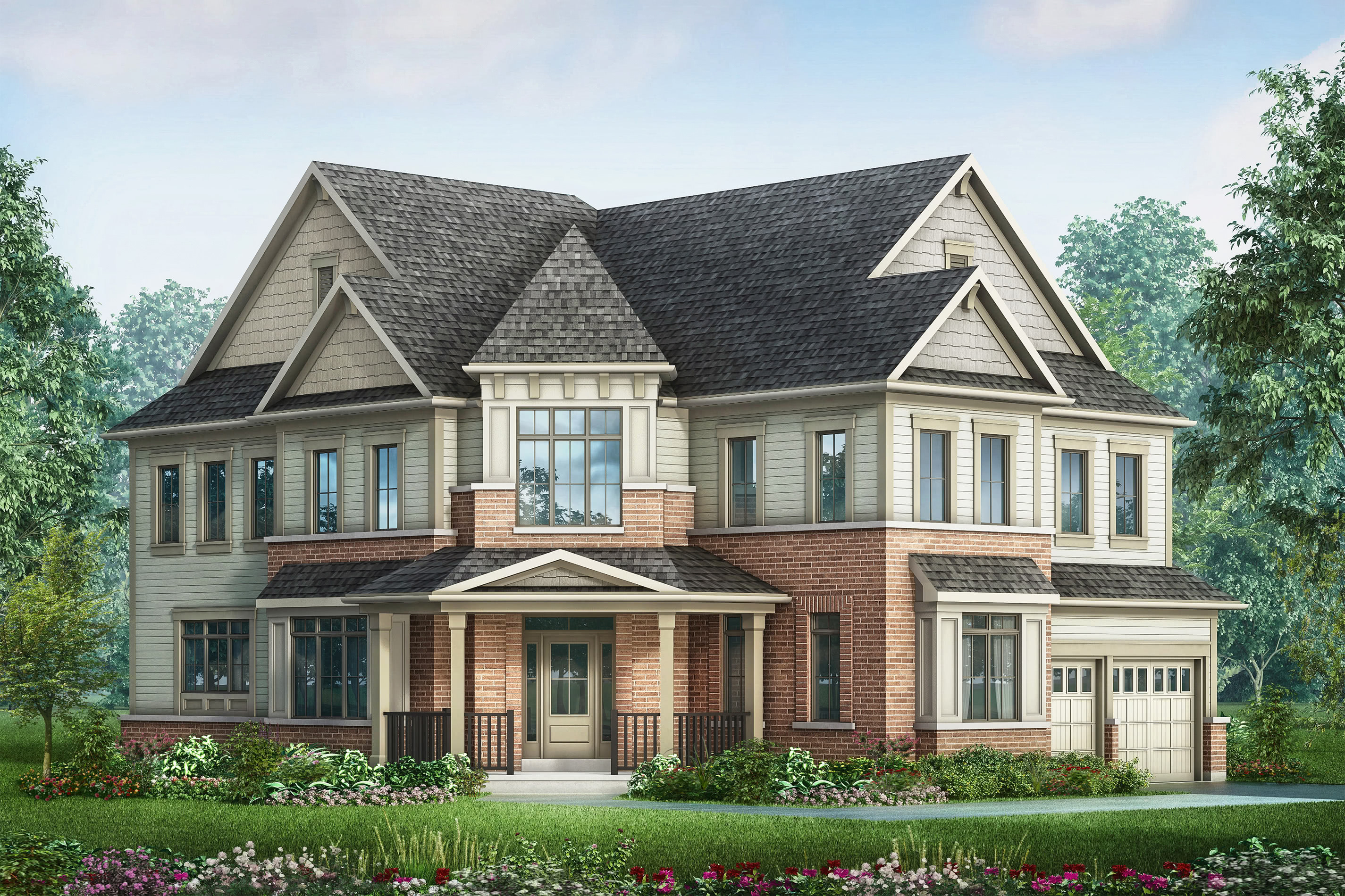 Glenview 7 Elevation A