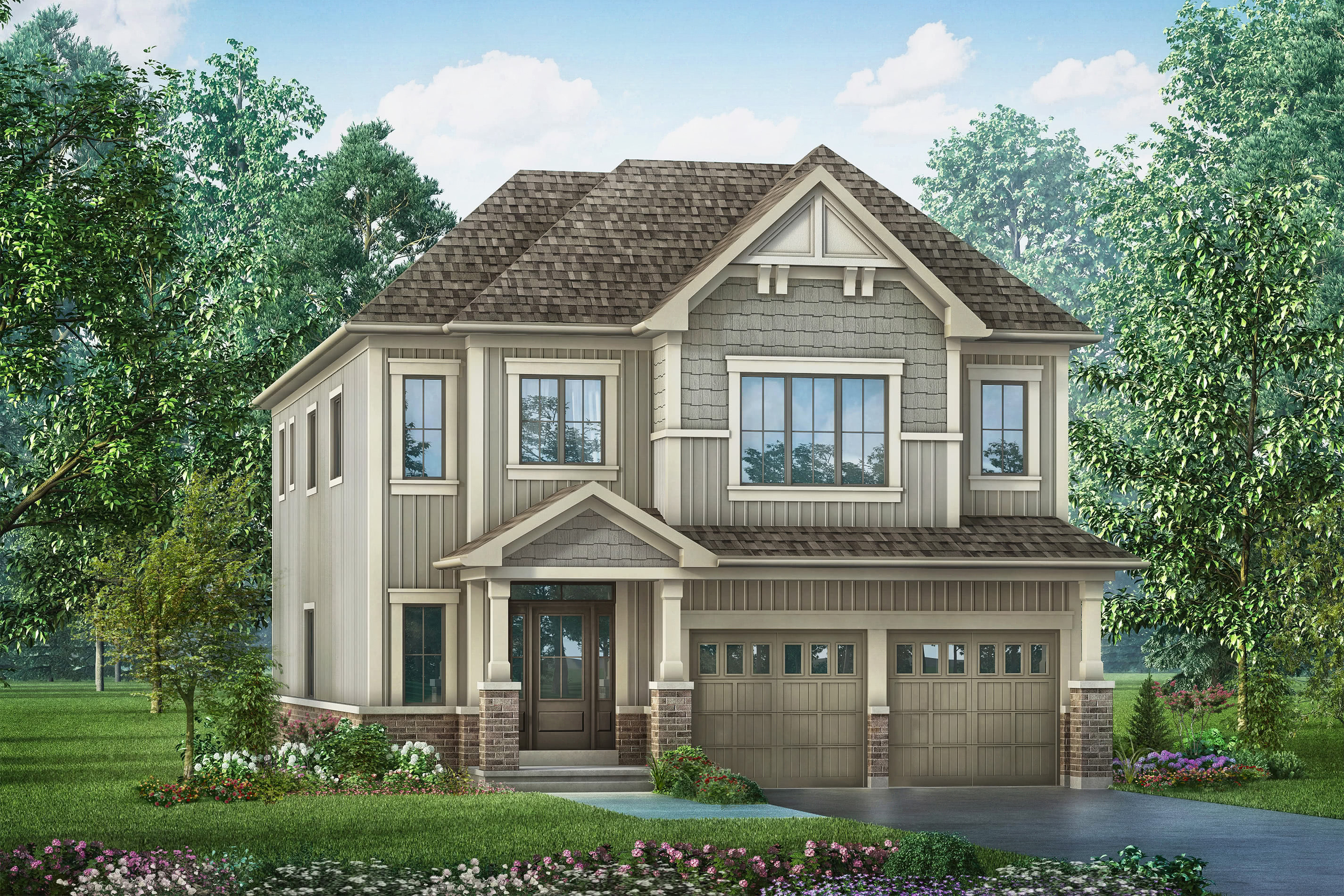 Lynwood 6 Elevation A