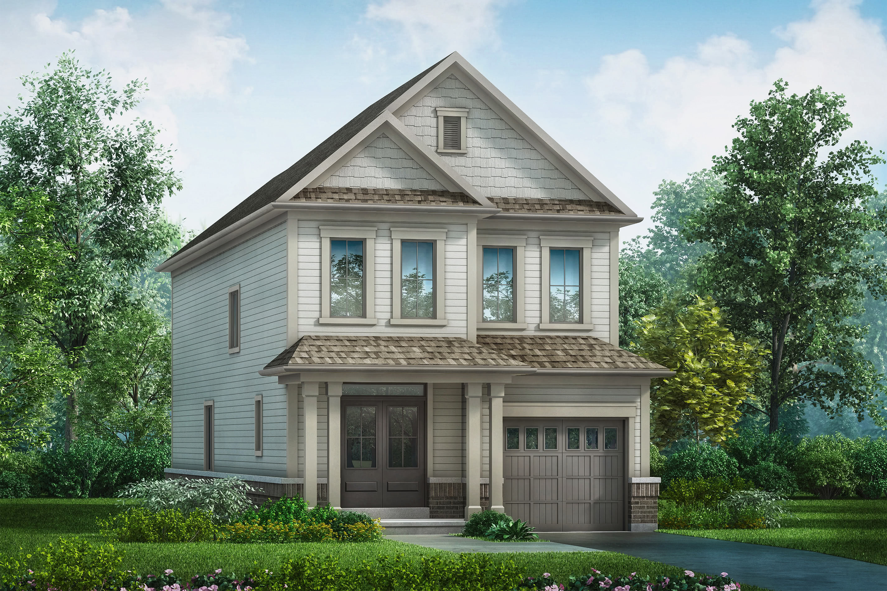 Mayberry 5 Elevation A
