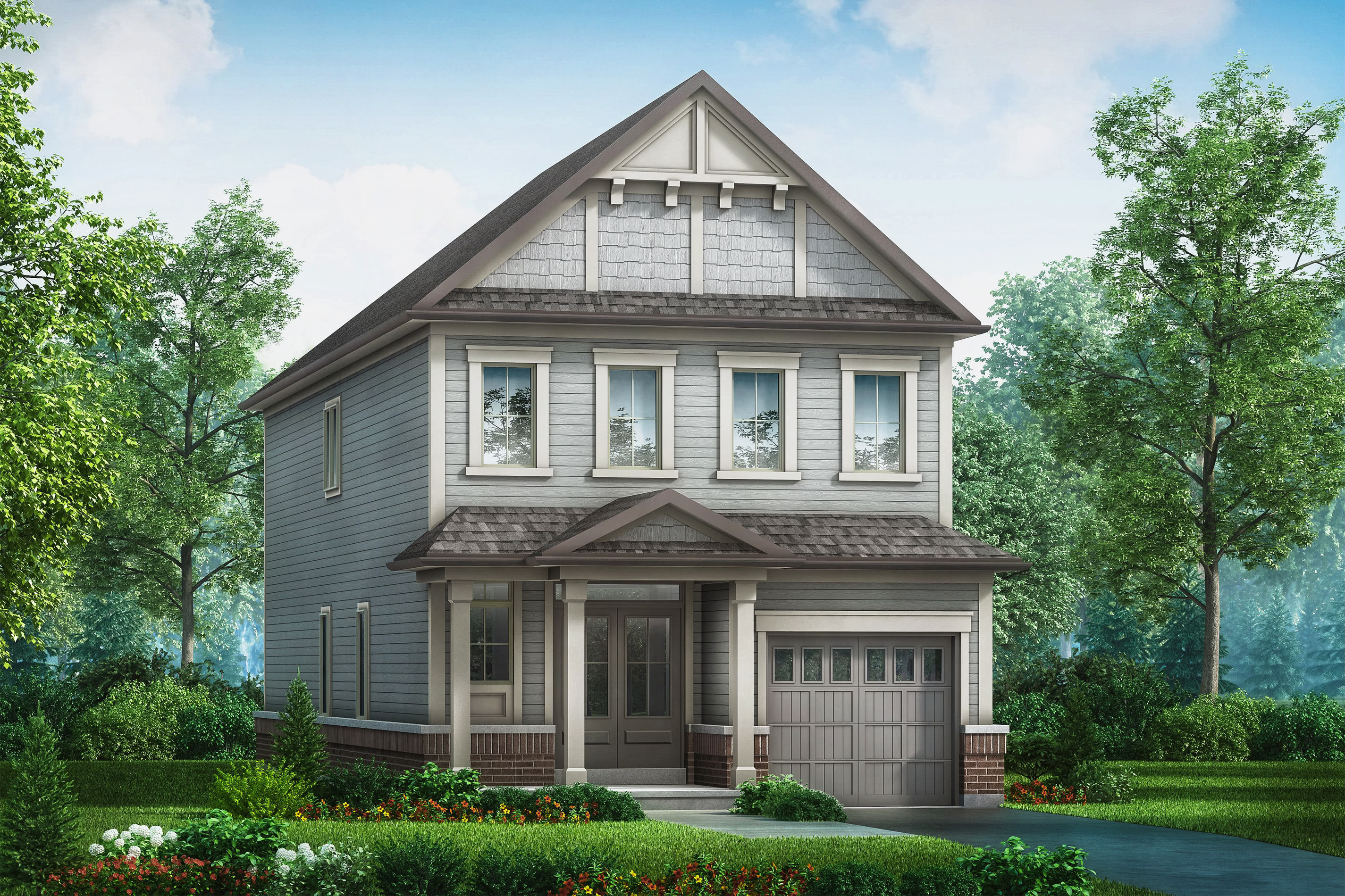 Mayberry 6 Elevation A