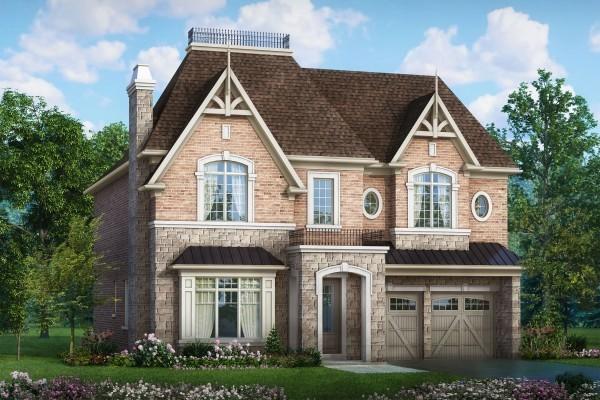 Hillsview in richmond hill treasure hill homes for Richmond hill home builders