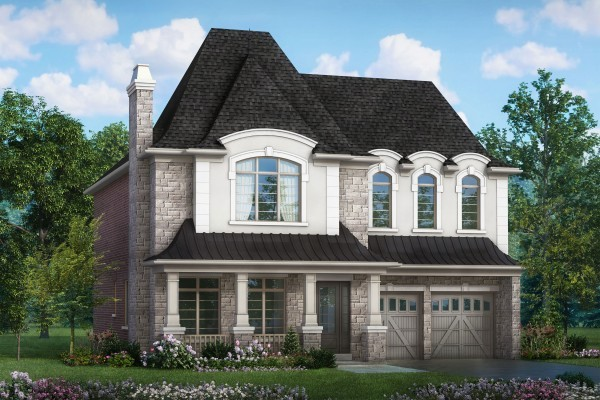 Hillsview in richmond hill treasure hill homes for Richmond hill home builders