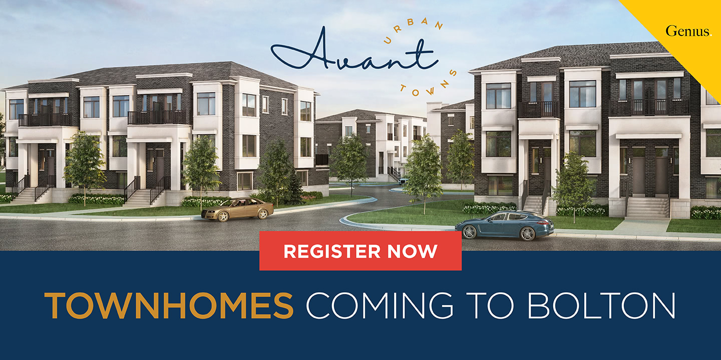 New Townhomes in Bolton