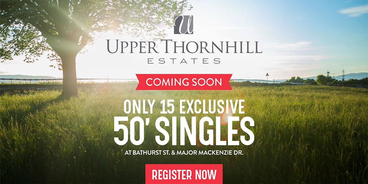 Upper Thornhill Estates in Richmond Hill