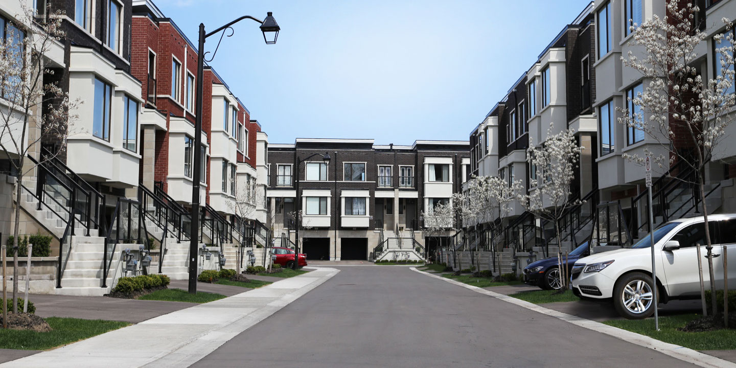 Urban Townhomes Richmond Hill