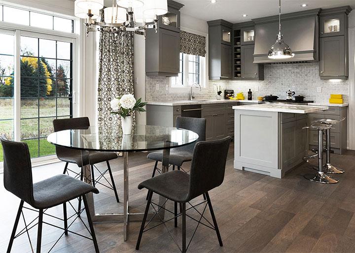 Treasure Hill Homes Kitchen